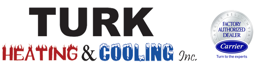 Turk Heating & Cooling Logo