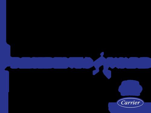 Carrier President's Award Winner - 2019, 2020 & 2021