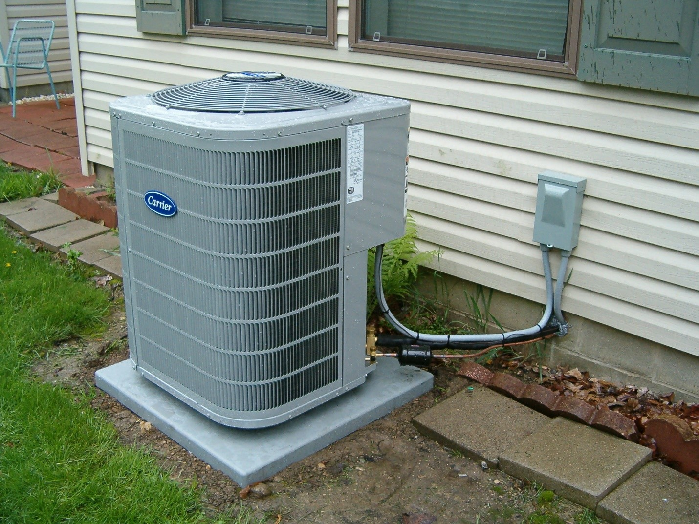 13 SEER Air conditioner install New Castle, indiana