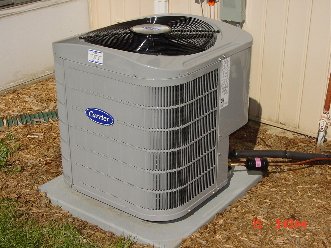 13 SEER air conditioner install, New Castle, IN