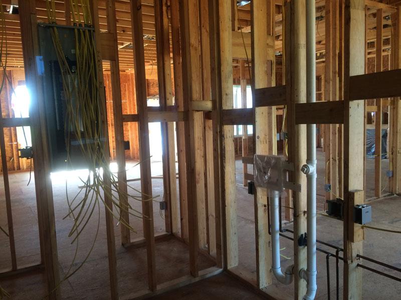 Electrical & Plumbing Installation