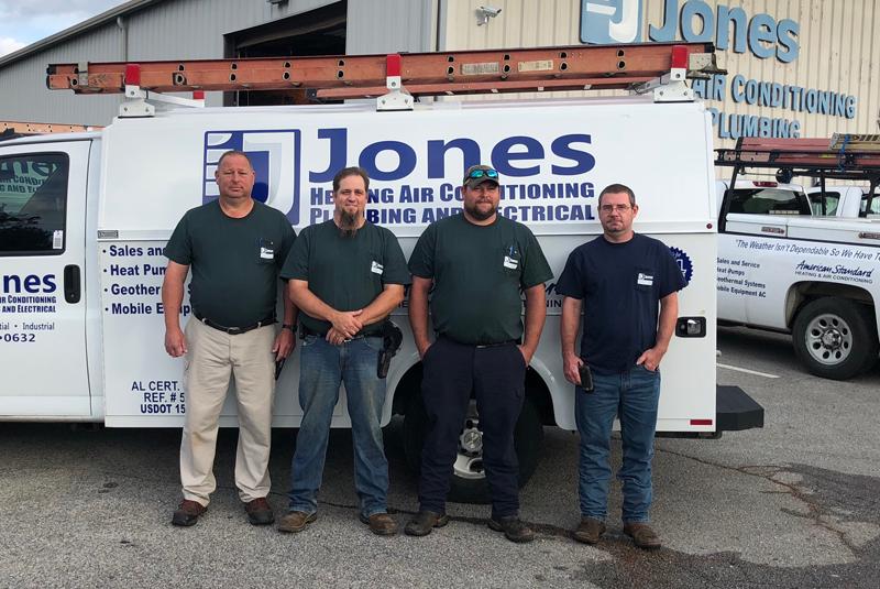 Jones Electrical Group