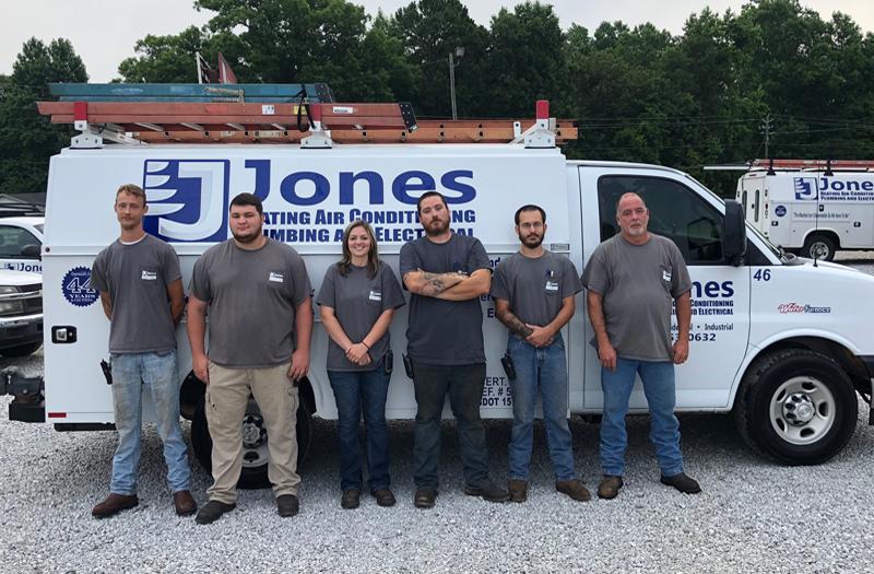 Jones HVAC Group