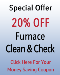 20% OFF Professional Clean & Check