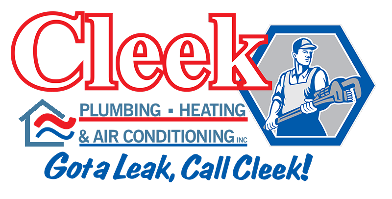 Cleek Plumbing, Heating & Air Conditioning Inc. Logo