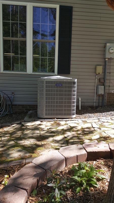 Carrier 2 Stage Performance Heat Pump