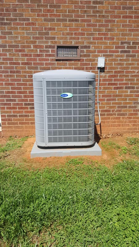 Carrier Infinity 5-Stage Inverter Heat Pump