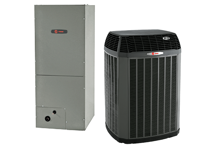 Trane 16 SEER Electric One Speed System