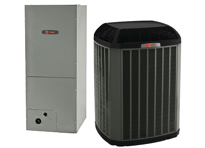 Trane 20 SEER Electric Variable Speed System