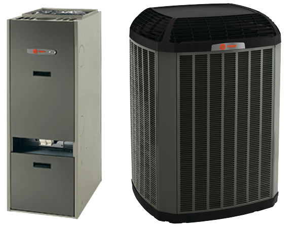 Trane 20 SEER Gas Variable Speed System