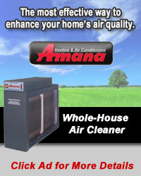 Amana Air Cleaners