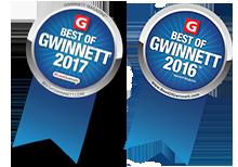 Best of Gwinnett Magazine 2016 & 2017