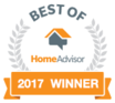 HomeAdvisor Best of 2017 Award Winner