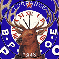 Torrance Elks Lodge member since 1986
