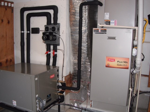 Bryant Geothermal  unit with Hybird Heat in Bivalve, Md