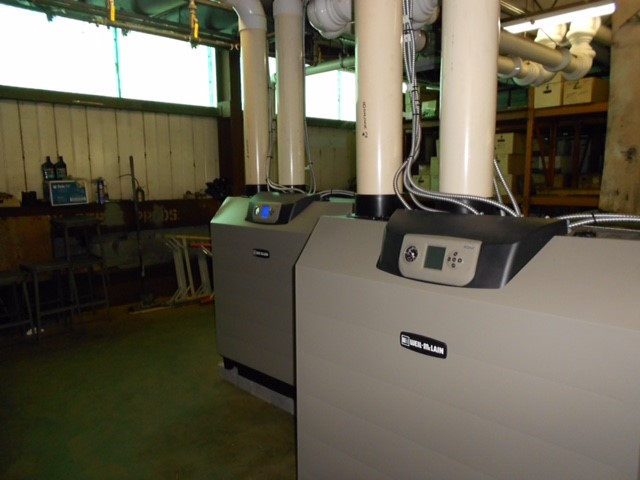 Weil McLain Ultra Commercial Gas Boilers