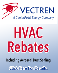 Vectren Heating & Cooling Rebates