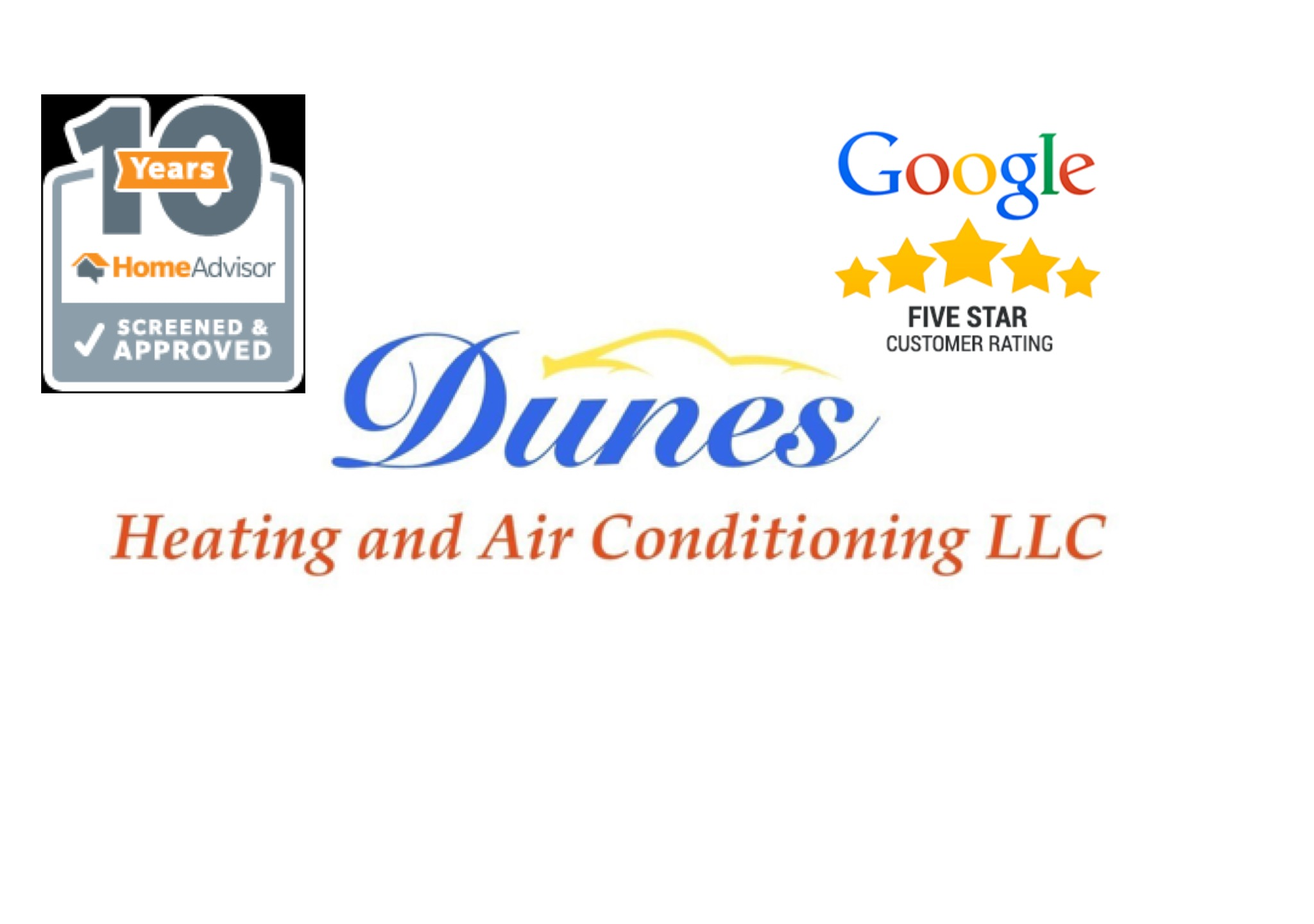 Stay cool with Dunes heating and air conditioning repair in Mount Pleasant and Isle of Palms SC,