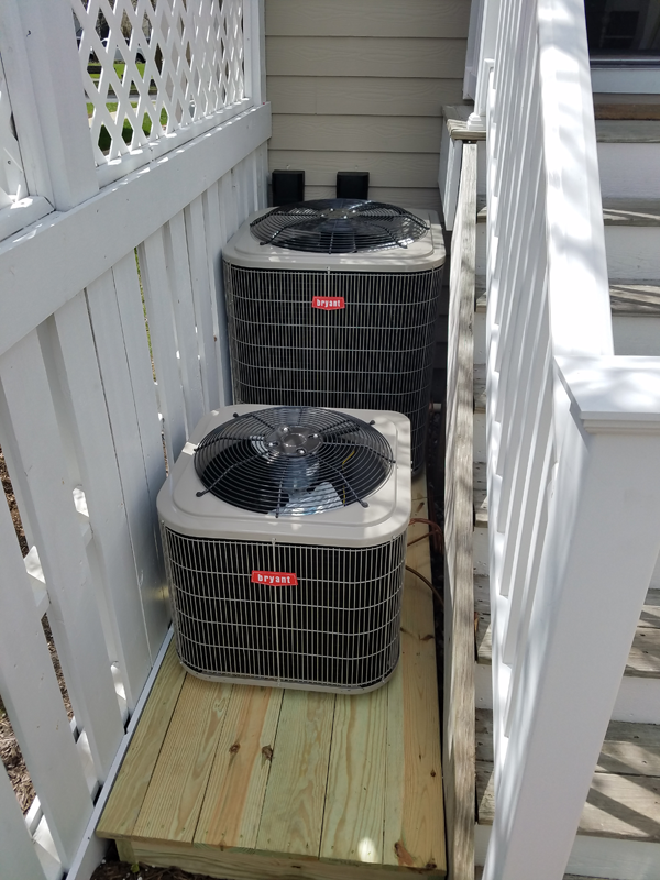Furnace and AC Unit Replacement