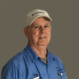 Image of Tom Schroyer who is the owner of Schroyer Heating and Cooling Inc.