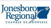Jonesboro, Arkansas Chamber of Commerce logo
