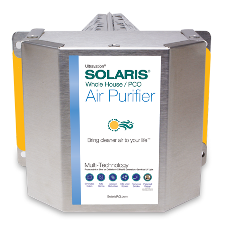 SOLARIS® PCO Air Purification