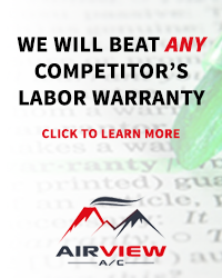 We Will Beat Any Competitor's Labor Warranty