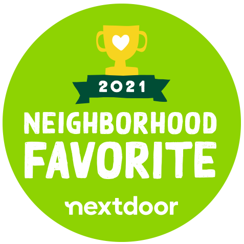 Nextdoor 2021 Neighborhood Favorite