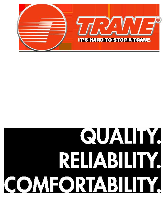 trane comfort reliability trustworthy