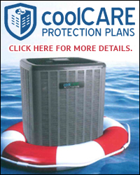 Cool care protection plan advertisement