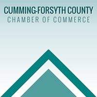 Cumming-Forsyth County Chamber of Commerce logo
