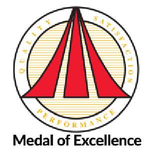 Bryant Medal of Excellence Winner