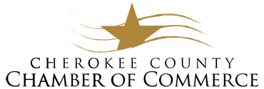 Cherokee County Chamber of Commerce logo