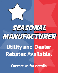 Seasonal Manufacturer advertisement