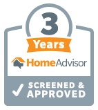 Home Advisor 3 Years award