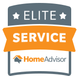 Home Advisor - Elite Service badge