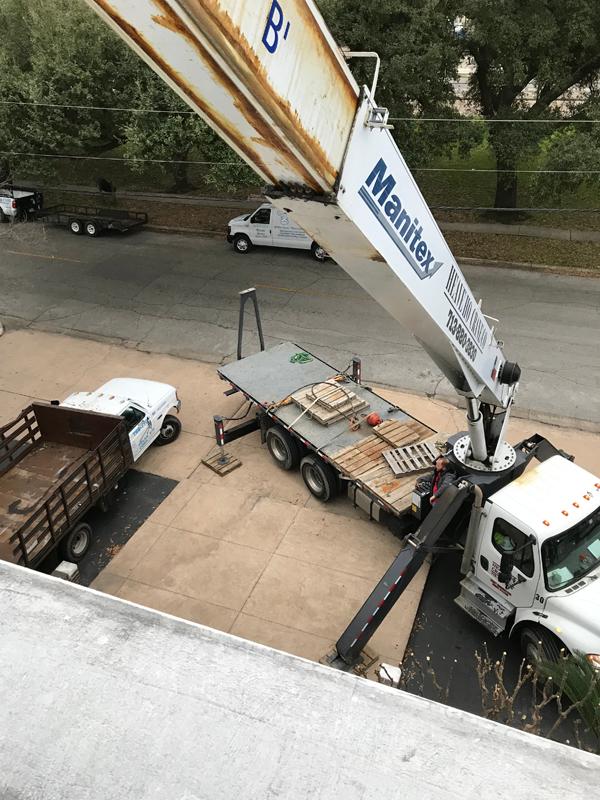 Rooftop Installation