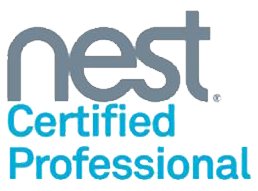 Nest Certified Logo