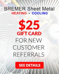 $25 Gift Card for New Customer Referral
