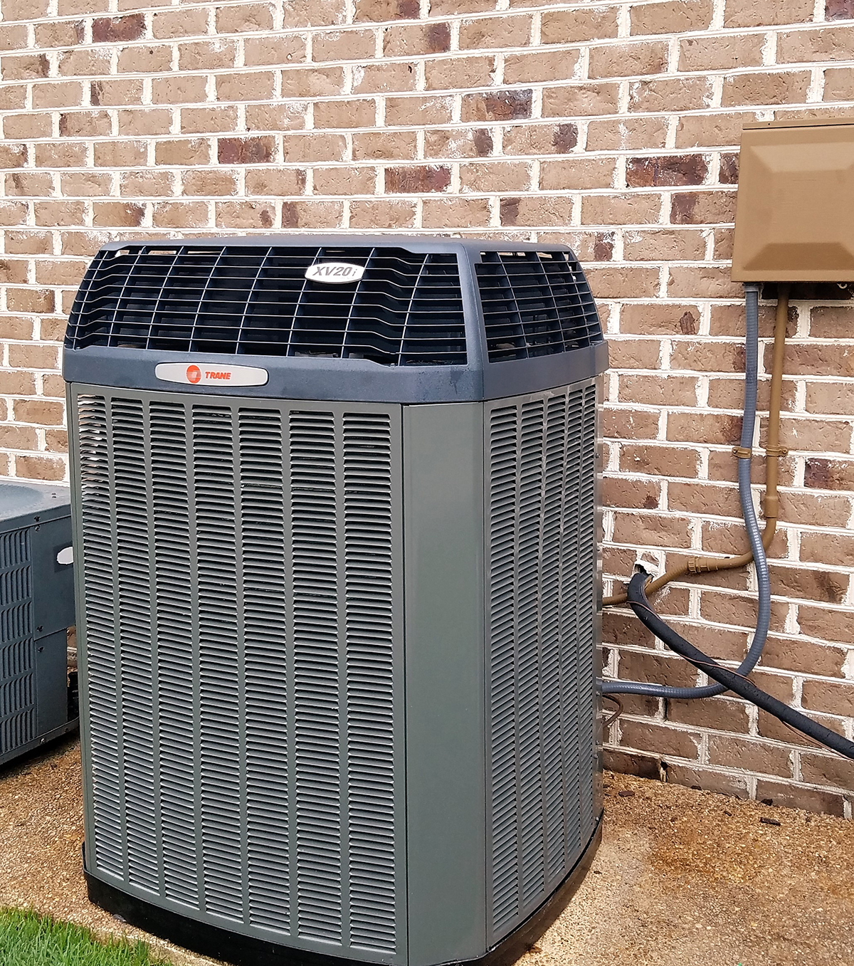 Trane 20 SEER Variable Speed AC in Collierville