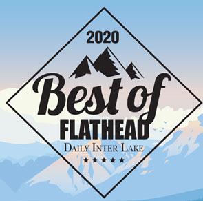 The Best HVAC Company - Best of Flathead, Daily Inter Lake News 2018 - 2020