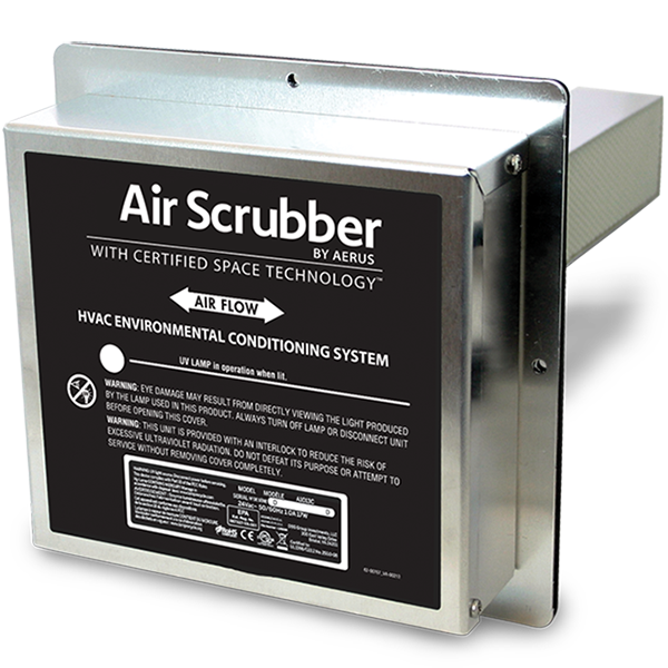 Air Scrubber UV Light