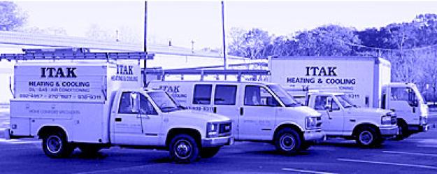 ITAK trucks 2001