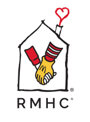 Logo for RMHC - Ronald McDonald House Charities