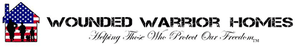 Logo for Wounded Warrior Homes