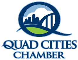 Quad City Chamber of Commerce logo