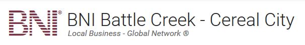 BNI Battle Creek Logo