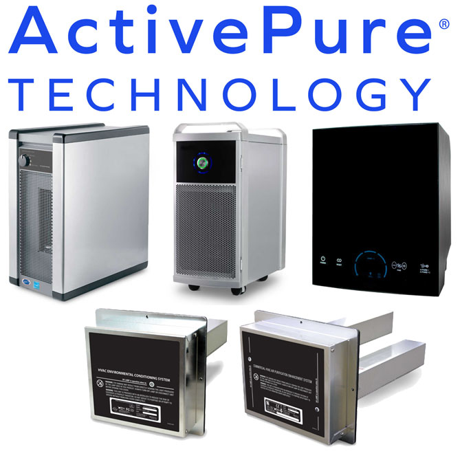 ActivePure Air & Surface Purifiers