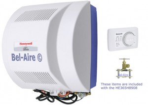 bel-aire humidifier