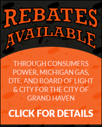 Rebates Available
